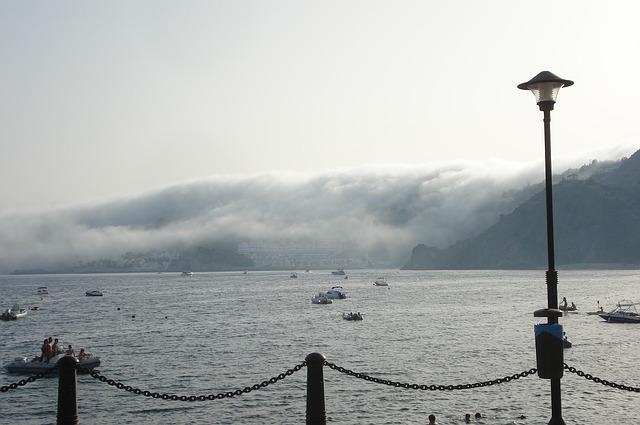 Imagen del Paseo marítimo de almuñecar