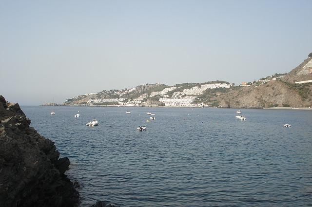 Imagen del costa de almuñecar